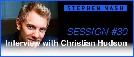 Christian Hudson Interview