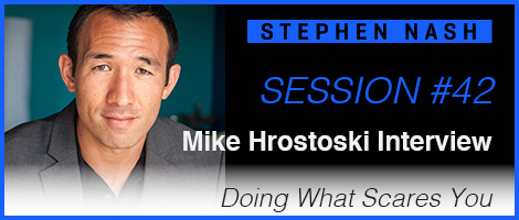 mike hrostoski interview