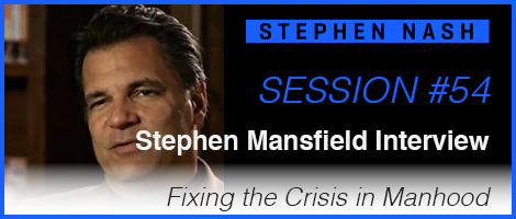 stephen mansfield interview