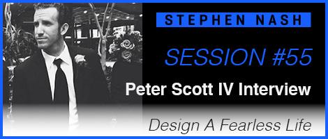 Peter Scott Interview